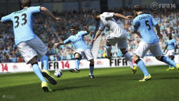 FIFA Soccer 14 Screenshot #9 for Xbox 360