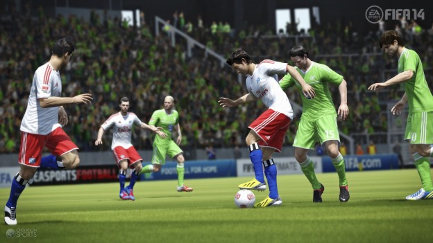 FIFA Soccer 14 Screenshot #2 for PS3