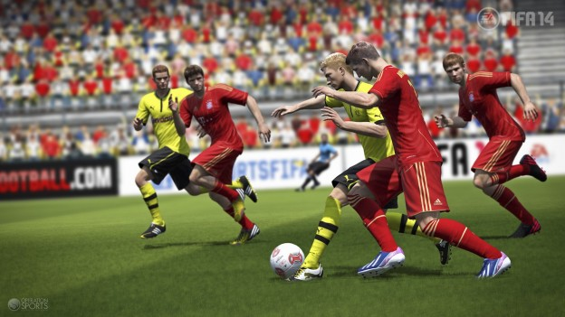FIFA Soccer 14 Screenshot #3 for PS3