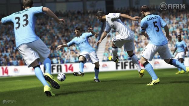 FIFA Soccer 14 Screenshot #9 for PS3