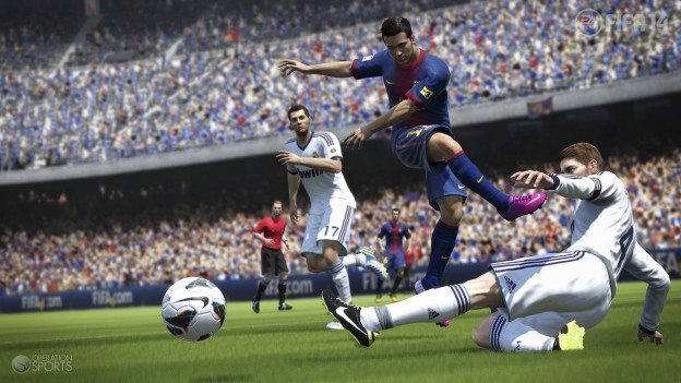 FIFA Soccer 14 Screenshot #11 for PS3