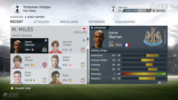 FIFA Soccer 14 Screenshot #12 for PS3