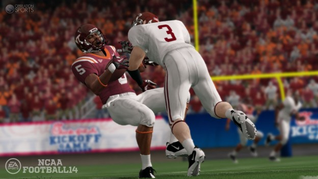NCAA Football 14 Screenshot #39 for Xbox 360
