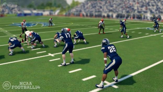 NCAA Football 14 Screenshot #43 for Xbox 360