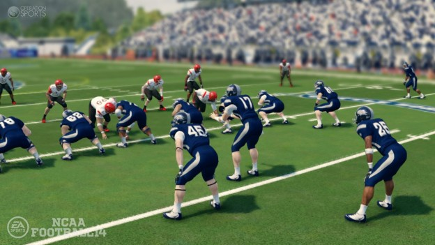NCAA Football 14 Screenshot #44 for Xbox 360