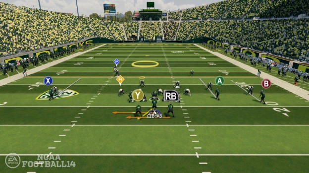 NCAA Football 14 Screenshot #45 for Xbox 360