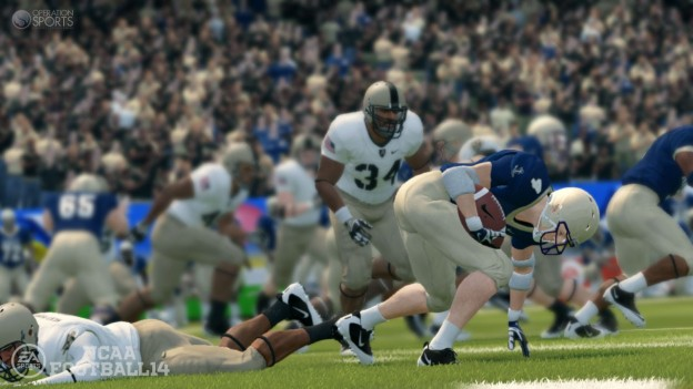 NCAA Football 14 Screenshot #48 for Xbox 360