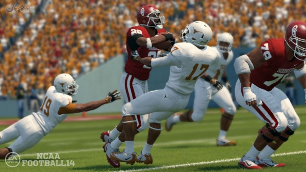 NCAA Football 14 Screenshot #52 for Xbox 360