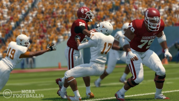 NCAA Football 14 Screenshot #53 for Xbox 360