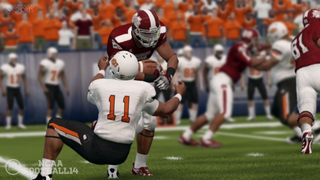 NCAA Football 14 Screenshot #54 for Xbox 360