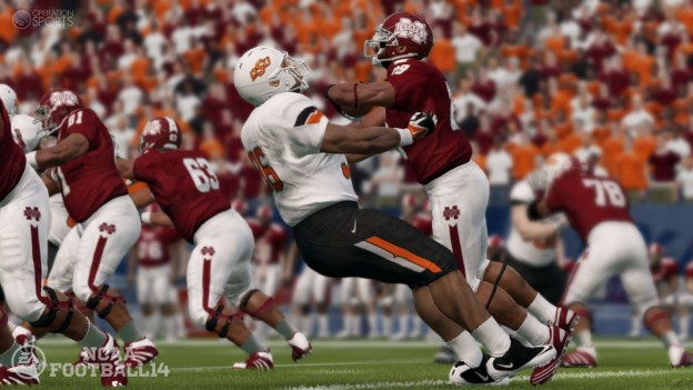 NCAA Football 14 Screenshot #56 for Xbox 360