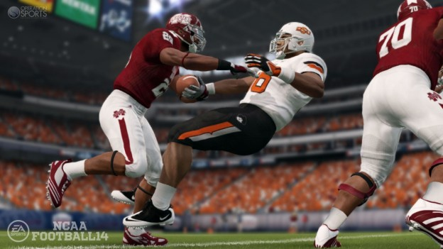 NCAA Football 14 Screenshot #58 for Xbox 360