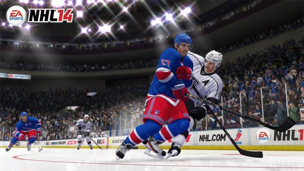 NHL 14 Screenshot #5 for Xbox 360