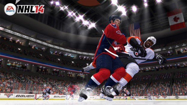 NHL 14 Screenshot #7 for Xbox 360