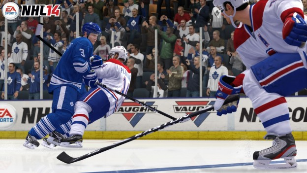 NHL 14 Screenshot #9 for Xbox 360