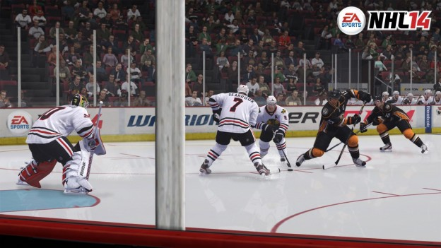 NHL 14 Screenshot #10 for Xbox 360