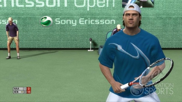 Top Spin 3 Screenshot #23 for Xbox 360