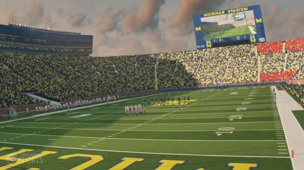 NCAA Football 14 Screenshot #20 for PS3