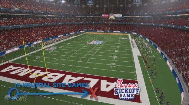 NCAA Football 14 Screenshot #21 for PS3
