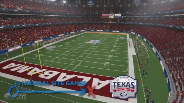 NCAA Football 14 Screenshot #22 for PS3