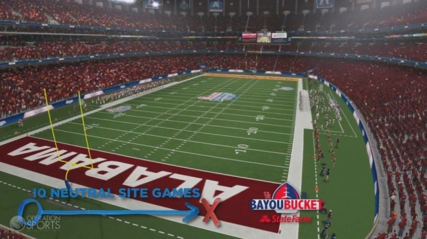 NCAA Football 14 Screenshot #23 for PS3