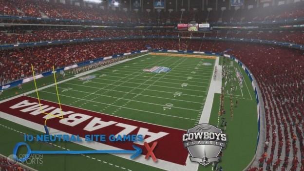 NCAA Football 14 Screenshot #24 for PS3