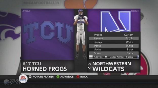 NCAA Football 14 Screenshot #29 for PS3