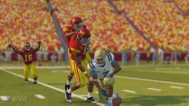 NCAA Football 14 Screenshot #54 for PS3