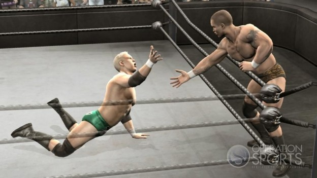 WWE Smackdown! vs. Raw 2009 Screenshot #5 for PS3