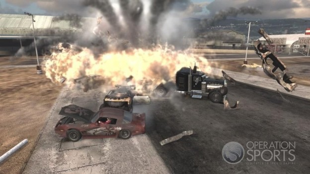 FlatOut: Ultimate Carnage Screenshot #1 for PC