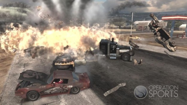 FlatOut: Ultimate Carnage Screenshot #2 for PC