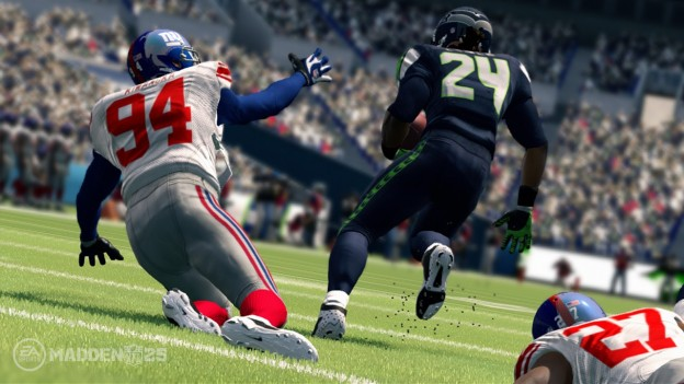Madden  NFL 25 Screenshot #41 for Xbox 360