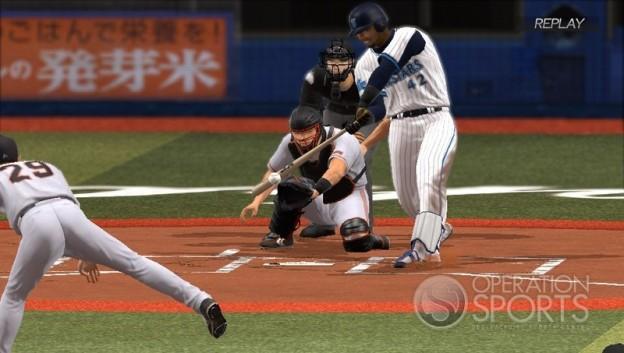Pro Yakyuu Spirits 2013 Screenshot #14 for PS3, PS Vita
