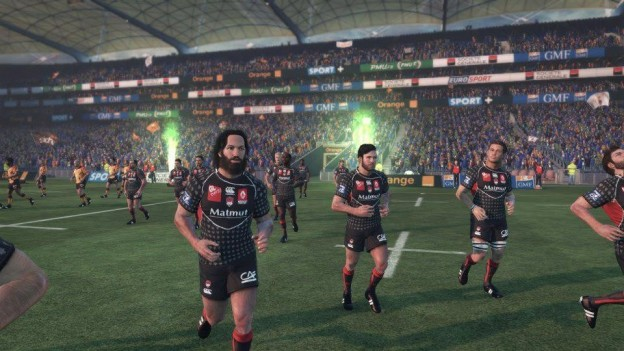 Rugby Challenge 2: The Lions Tour Edition Screenshot #1 for Xbox 360