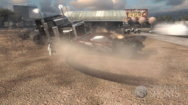 FlatOut: Ultimate Carnage Screenshot #9 for PC