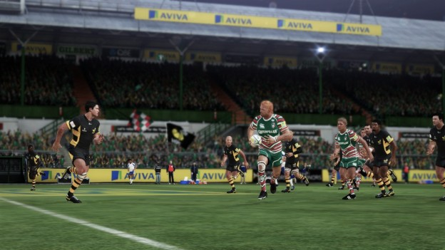 Rugby Challenge 2: The Lions Tour Edition Screenshot #3 for Xbox 360