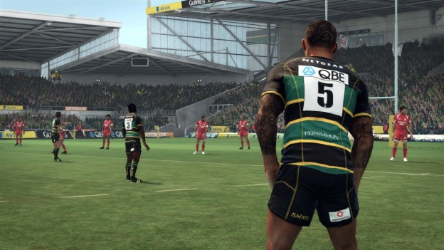 Rugby Challenge 2: The Lions Tour Edition Screenshot #4 for Xbox 360