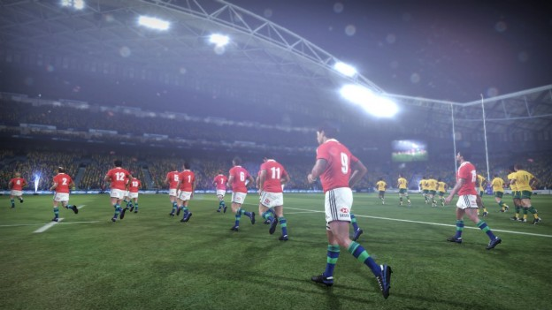 Rugby Challenge 2: The Lions Tour Edition Screenshot #5 for Xbox 360