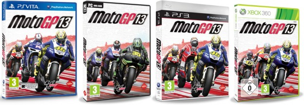MotoGP 13 Screenshot #39 for Xbox 360