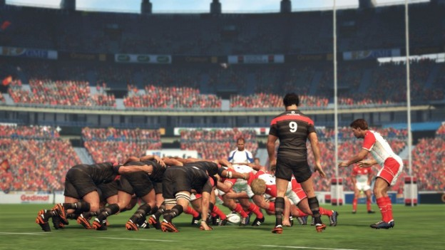 Rugby Challenge 2: The Lions Tour Edition Screenshot #6 for Xbox 360