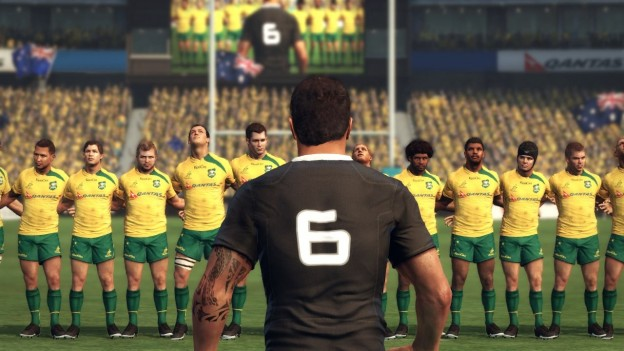 Rugby Challenge 2: The Lions Tour Edition Screenshot #7 for Xbox 360