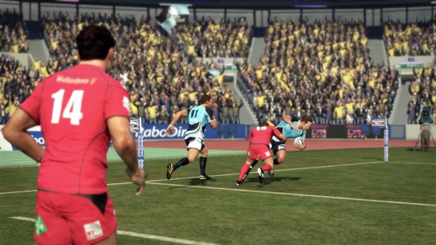 Rugby Challenge 2: The Lions Tour Edition Screenshot #8 for Xbox 360