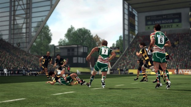 Rugby Challenge 2: The Lions Tour Edition Screenshot #9 for Xbox 360