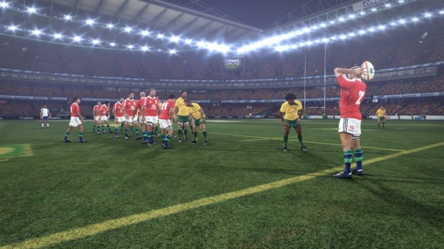 Rugby Challenge 2: The Lions Tour Edition Screenshot #10 for Xbox 360