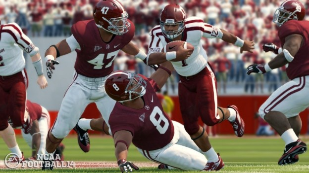 NCAA Football 14 Screenshot #116 for Xbox 360