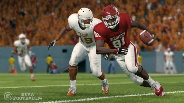 NCAA Football 14 Screenshot #71 for PS3