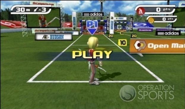 Deca Sports Screenshot #12 for Wii