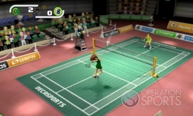 Deca Sports Screenshot #13 for Wii