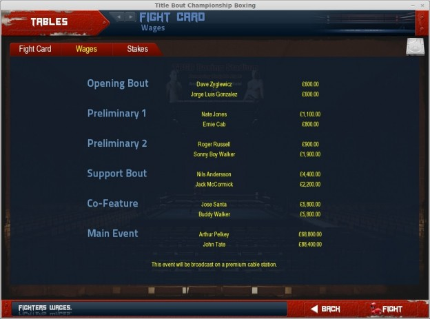 Title Bout Championship Boxing 2013 Screenshot #5 for PC