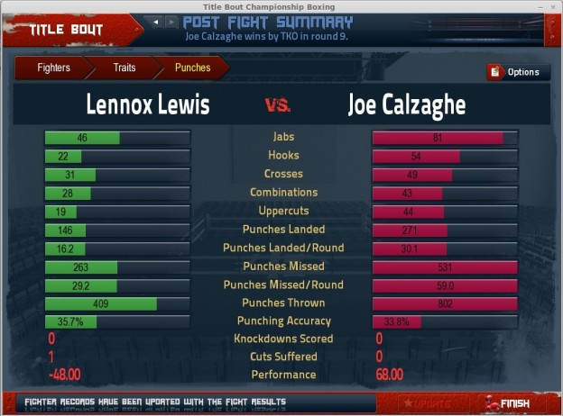 Title Bout Championship Boxing 2013 Screenshot #8 for PC
